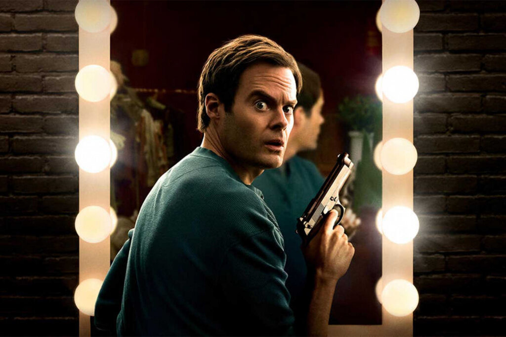 "Bill Hader in der HBO-Serie ""Barry"""