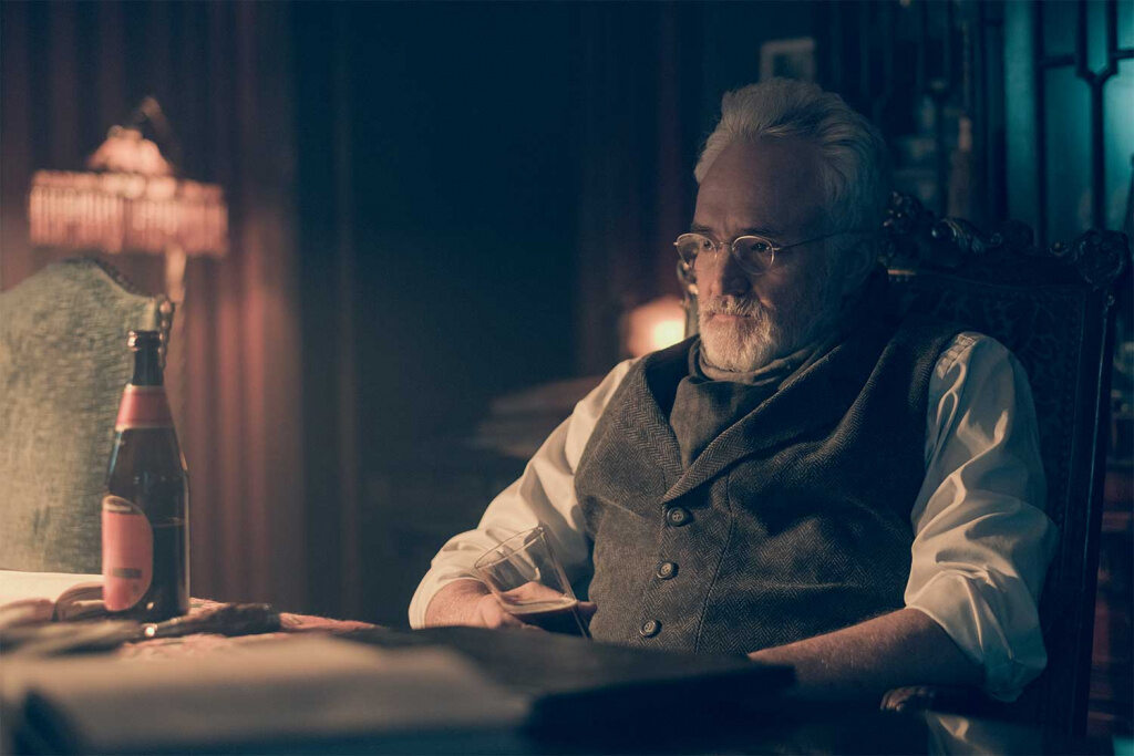 "Bradley Whitford in der Serie ""The Handmaid's Tale"""