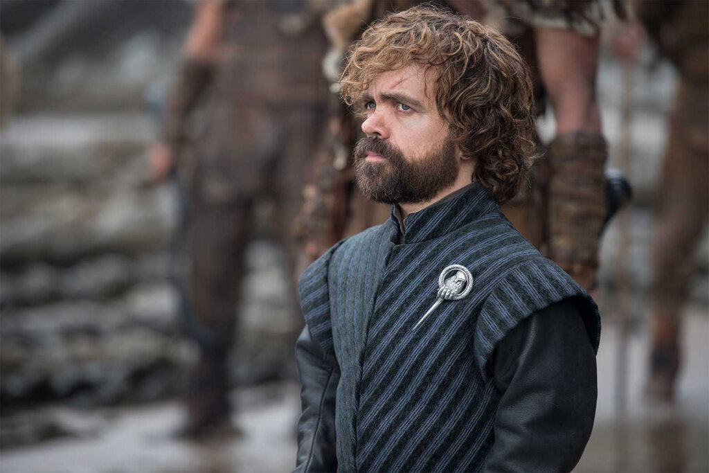 "Peter Dinklage spielt Tyrion Lannister in der HBO-Serie ""Game of Thrones"""