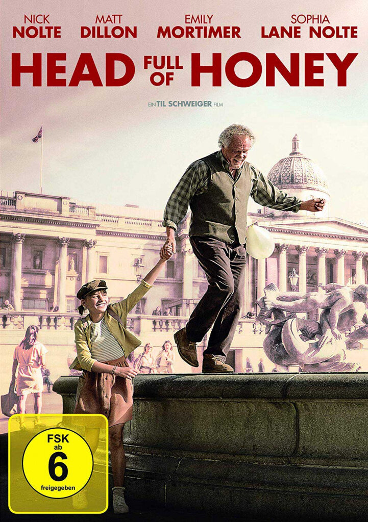 "DVD-Cover ""Head Full of Honey"""