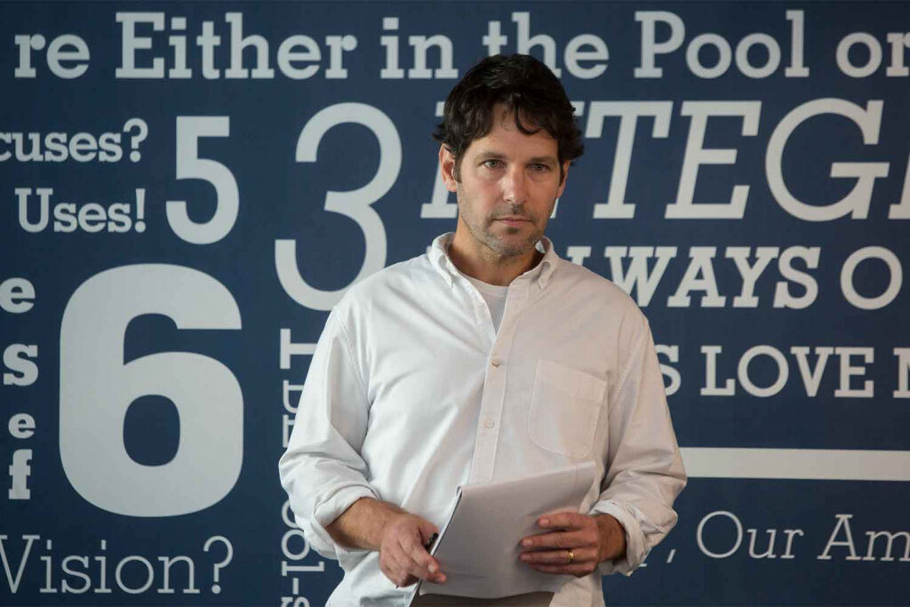 """Paul Rudd in der Netflix-Serie """"Living With Yourself"""""""