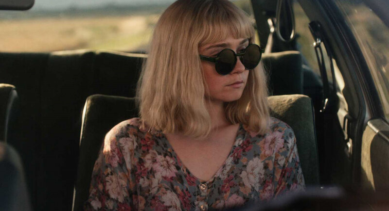 """Jessica Barden in """"The End of the F***ing World"""""""
