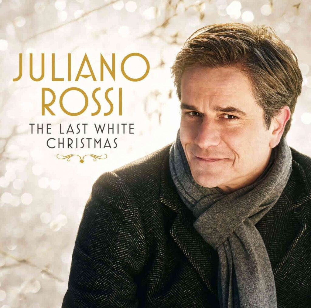 "Juliano Rossi: ""The Last White Christmas""-Cover"