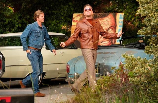 "Szene aus ""Once Upon a Time in Hollywood"""