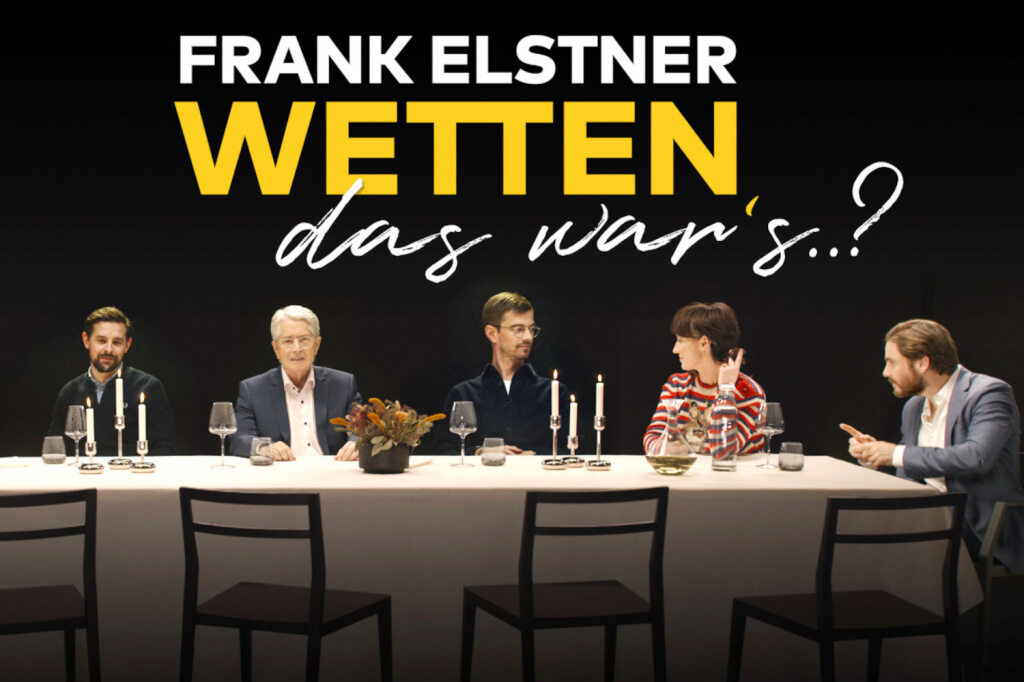 Martina streamt: Wetten, das war's..? Key Art