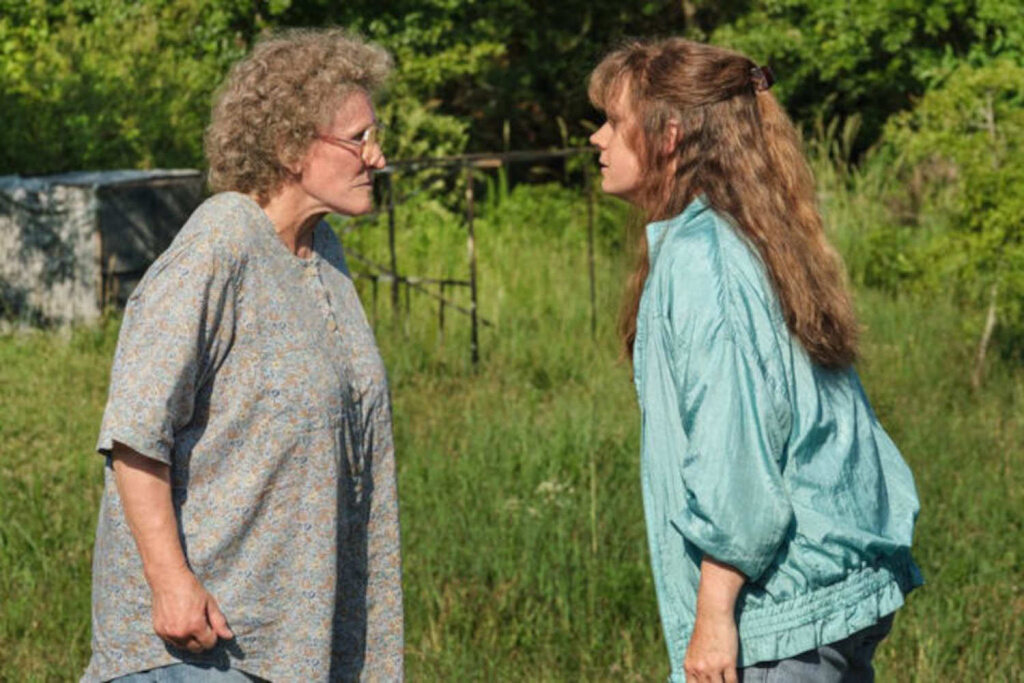 Glenn Close und Amy Adams in Hillbilly Elegy