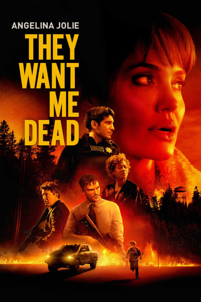 DVD Cover von They Want Me Dead