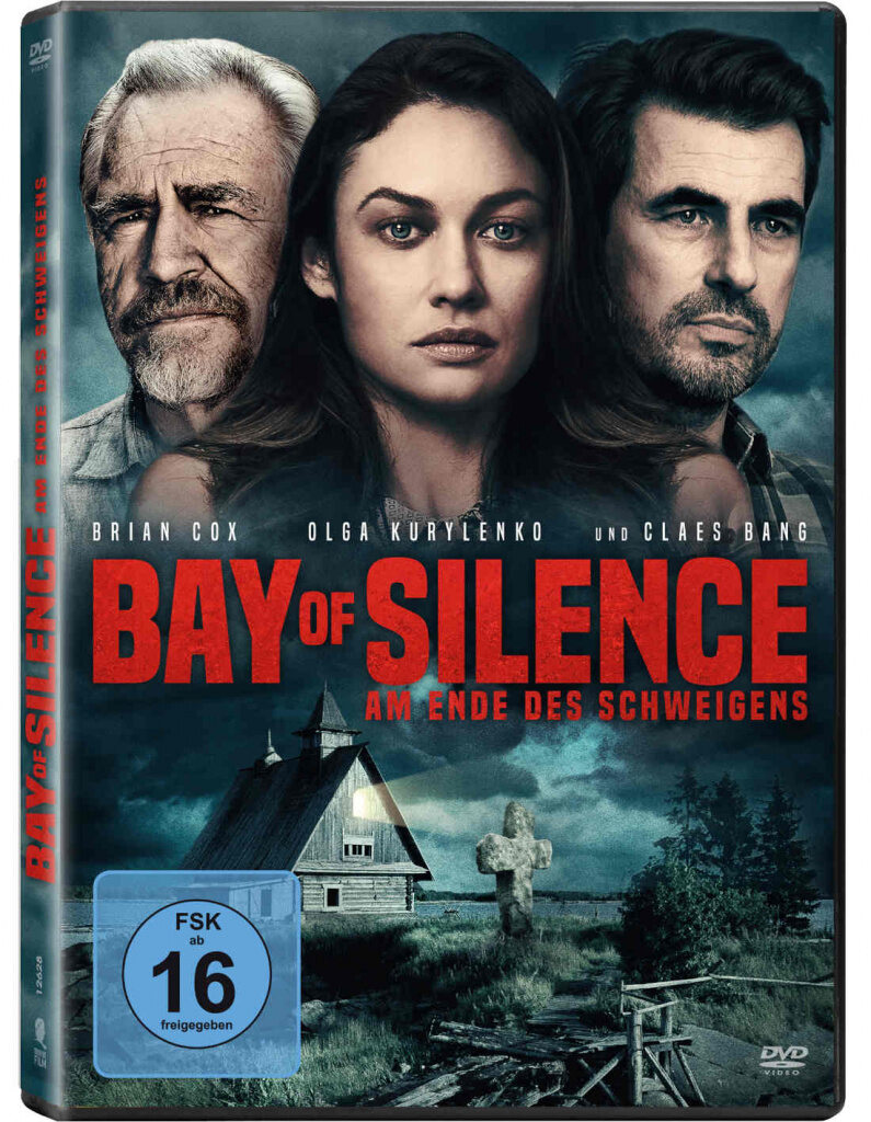 Bay of Silence - DVD Cover